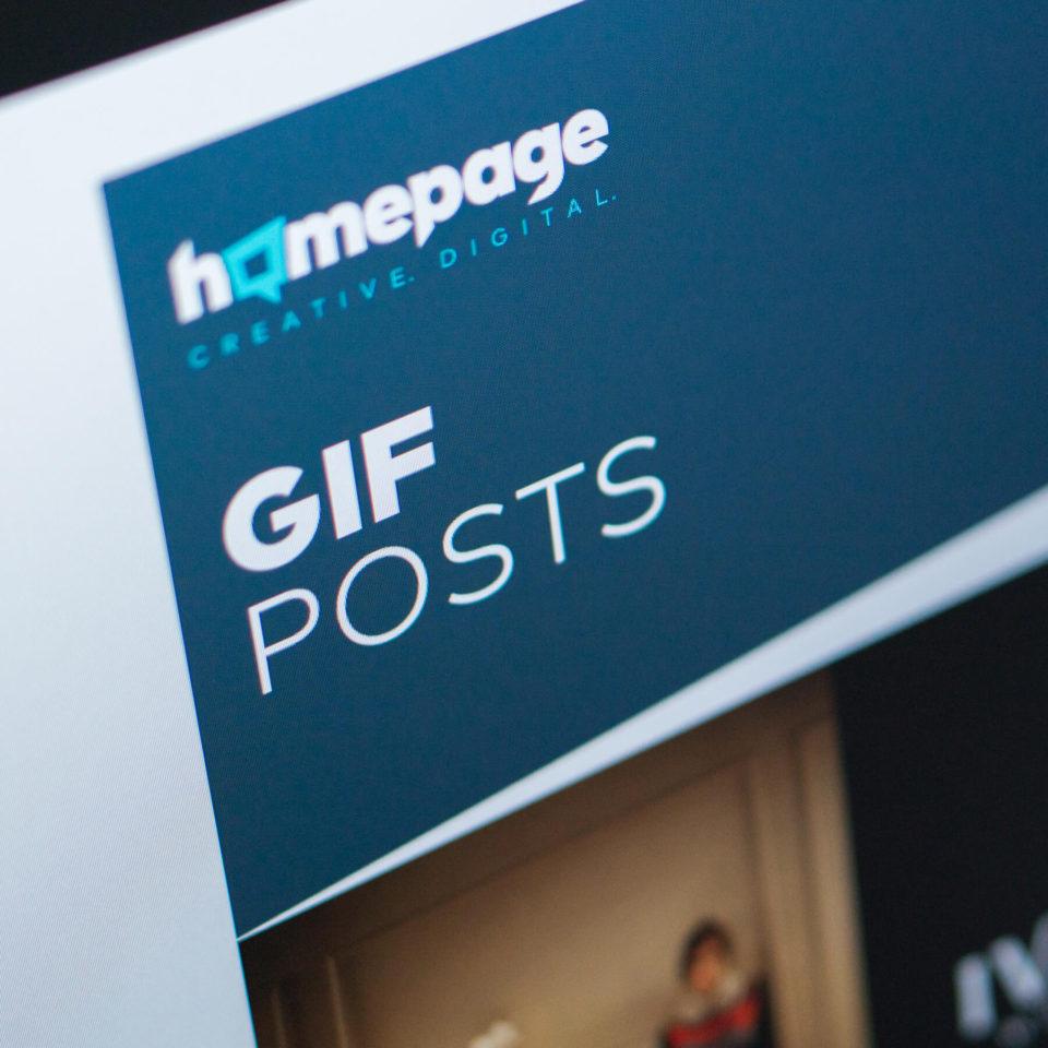 GIF posts