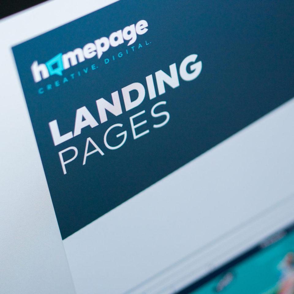 Landing stranice