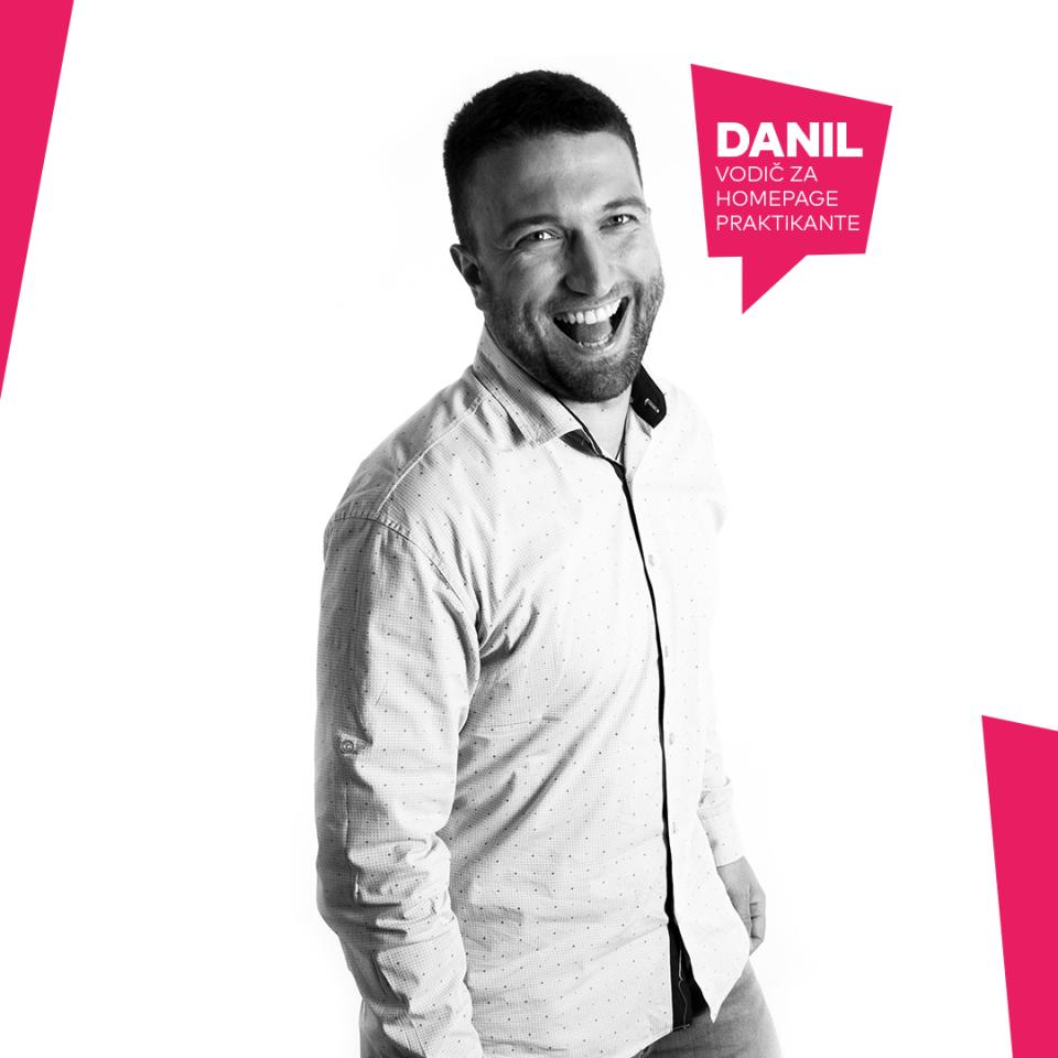 Danil Homepage praksa