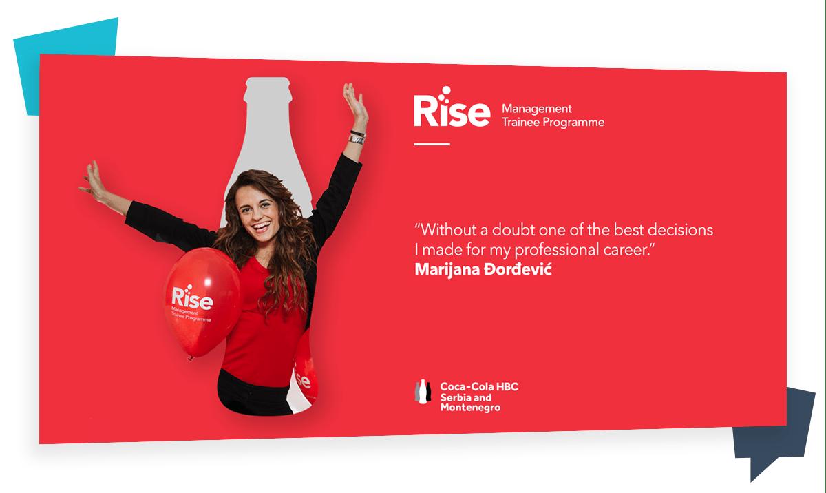 KV Rise Management Trainee kampanje