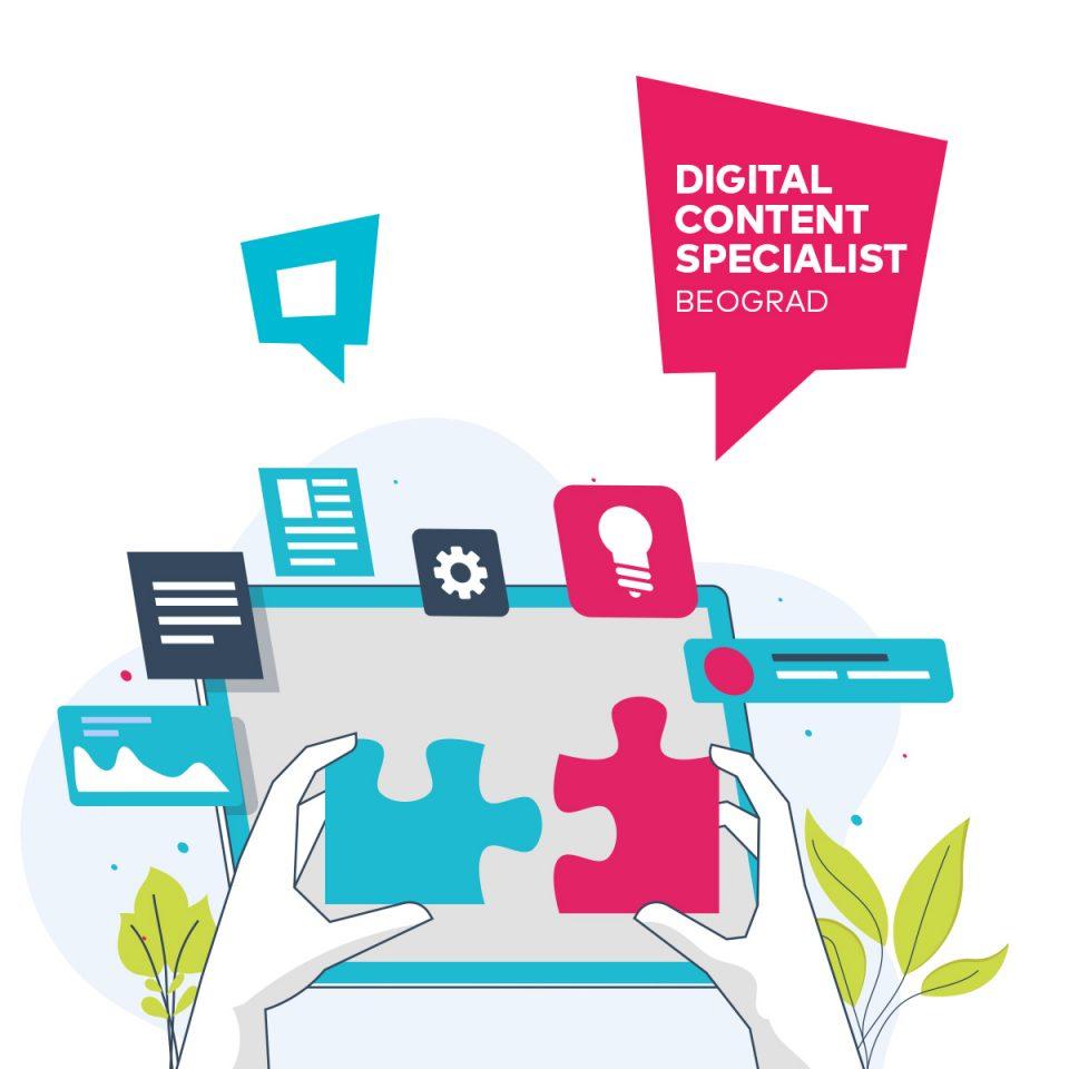 Digital Content Specialist