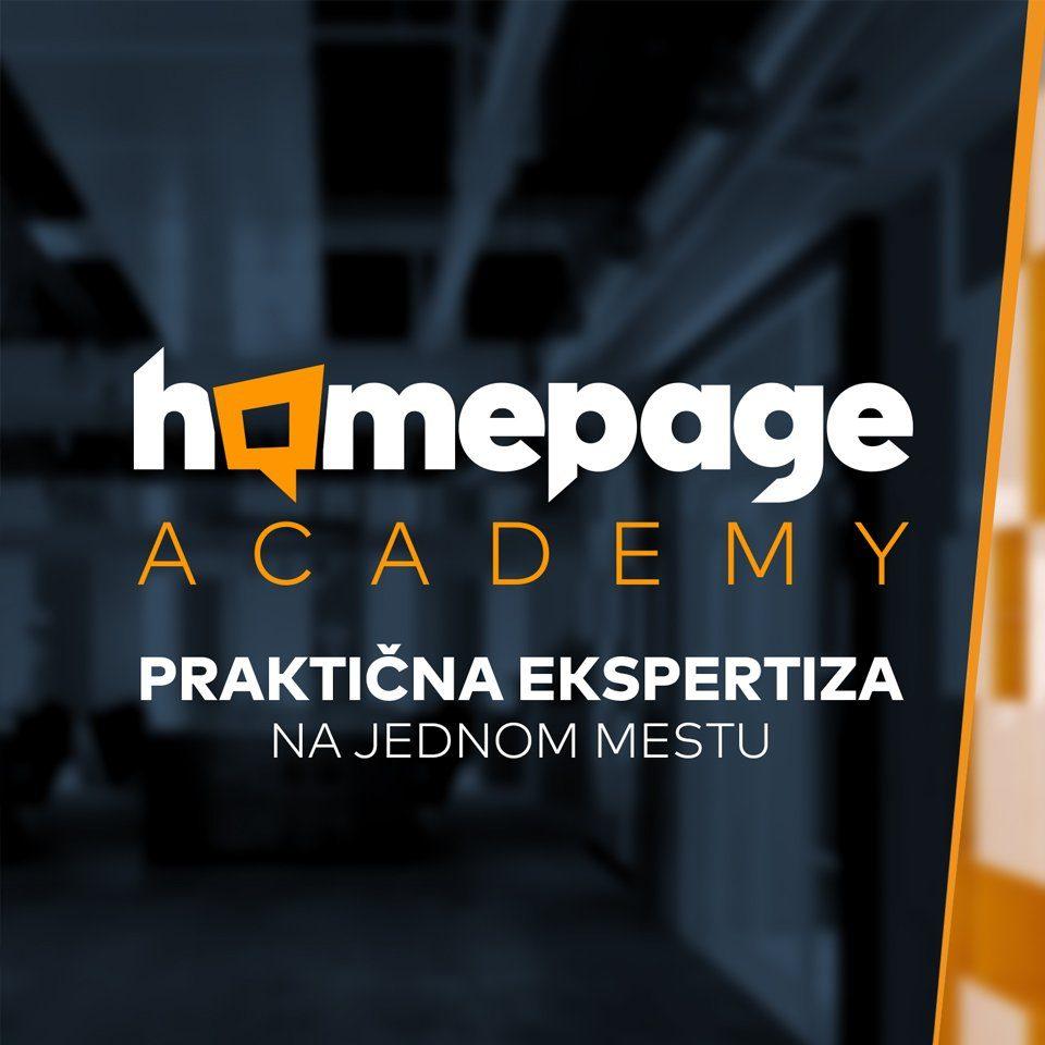 homepage akademija