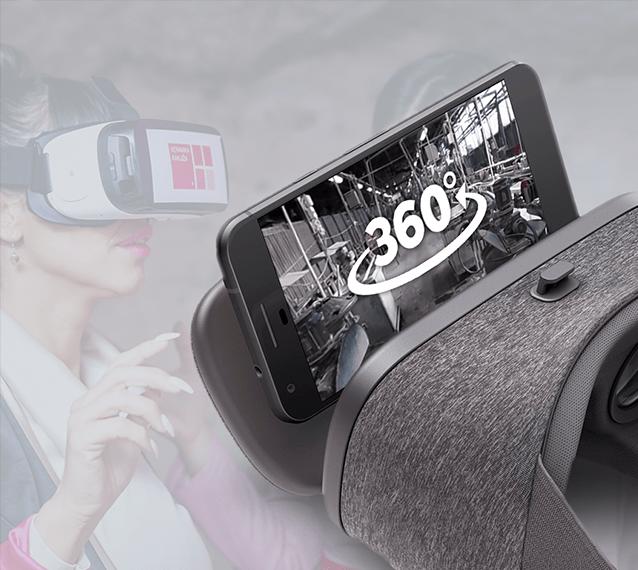 A Virtual Tour through the Innovation